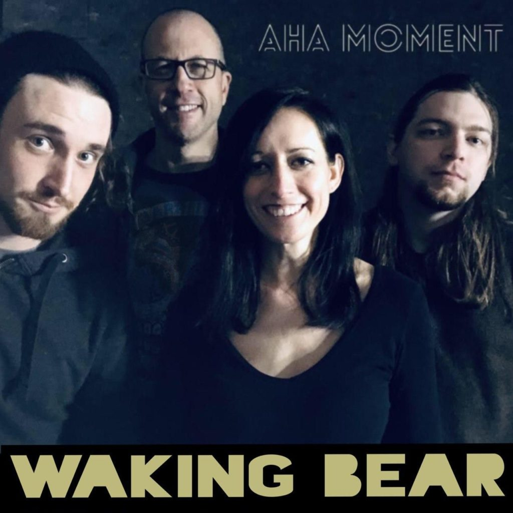 Waking Bear our picture