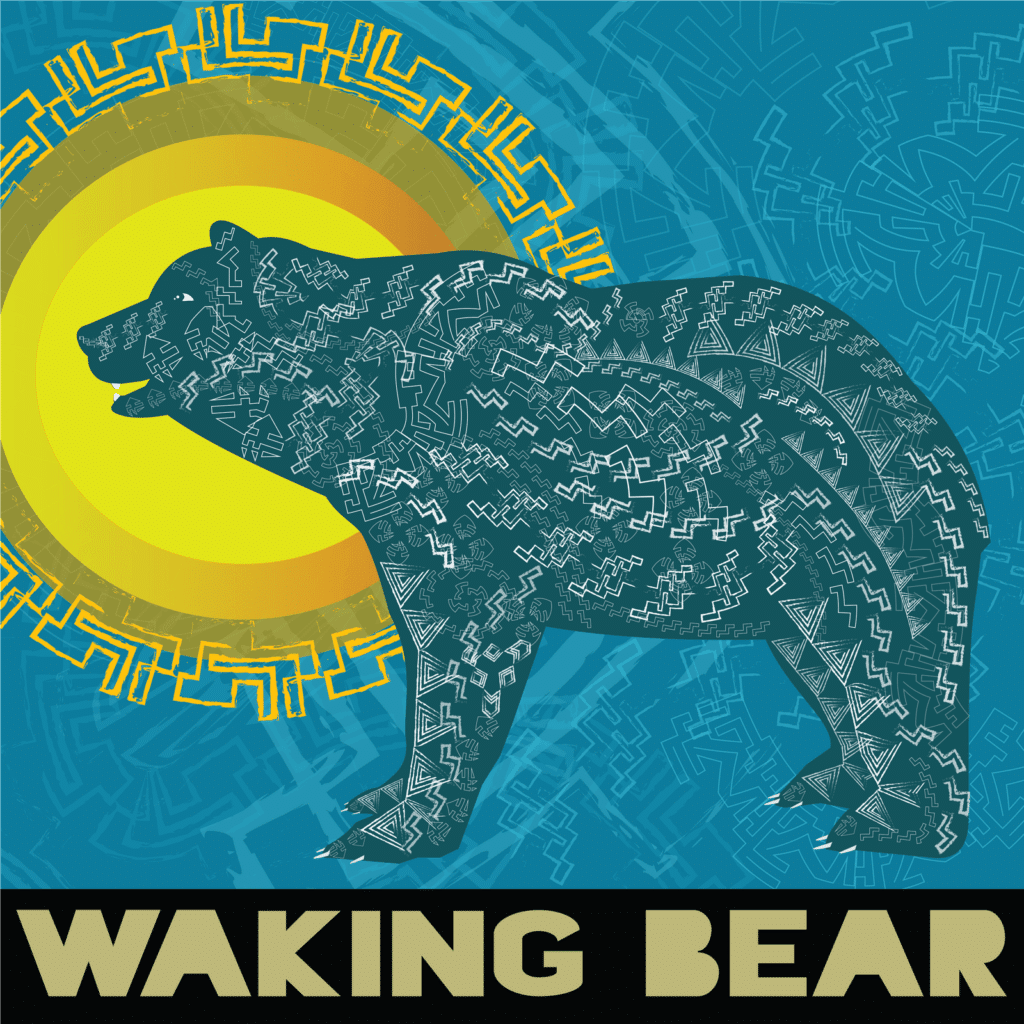 We at Waking bear are a songwriters, musicians, open hearts