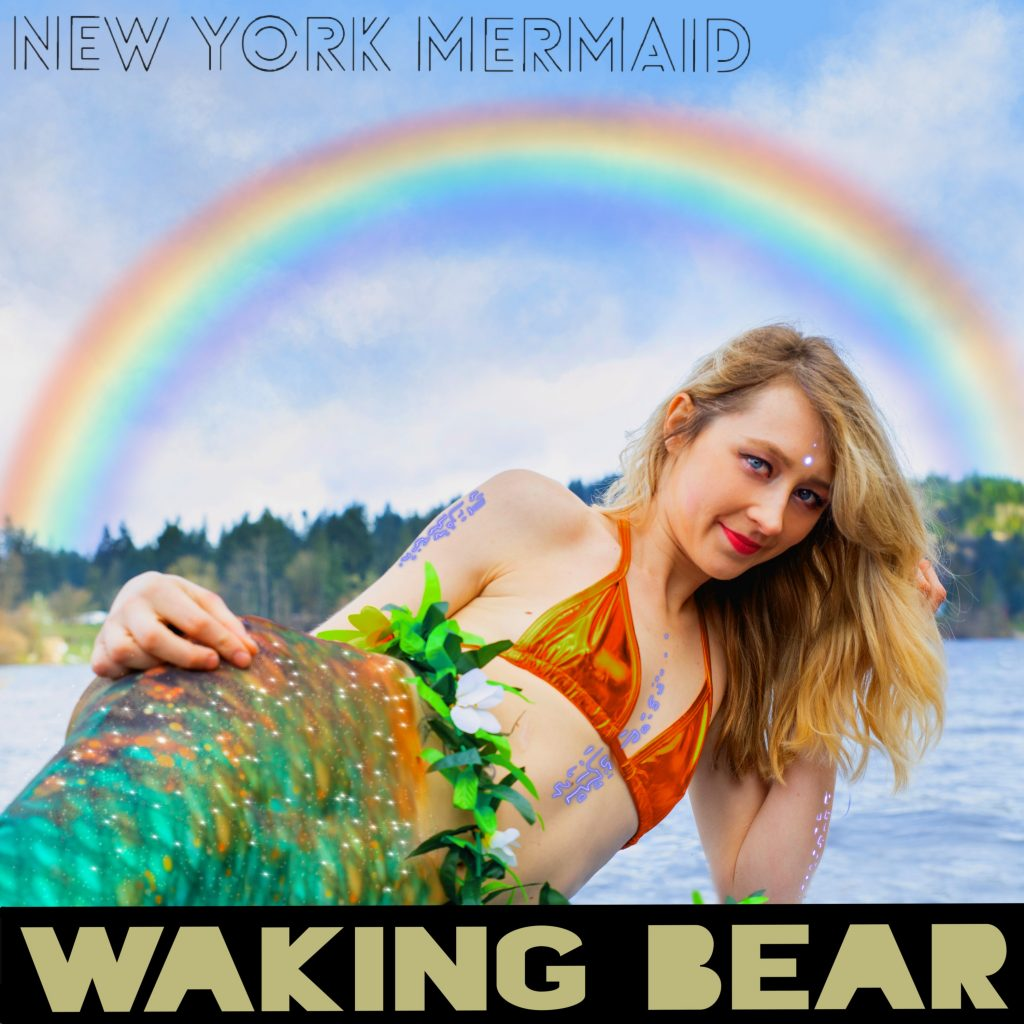 Waking Bear Mermaid from NY