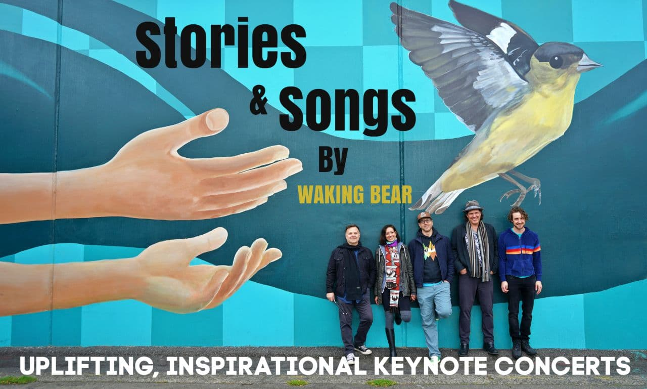 Stories & Songs by Waking Bear